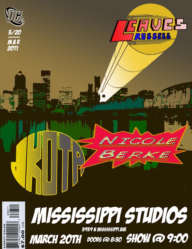 mississippi studios // 3_20_2011