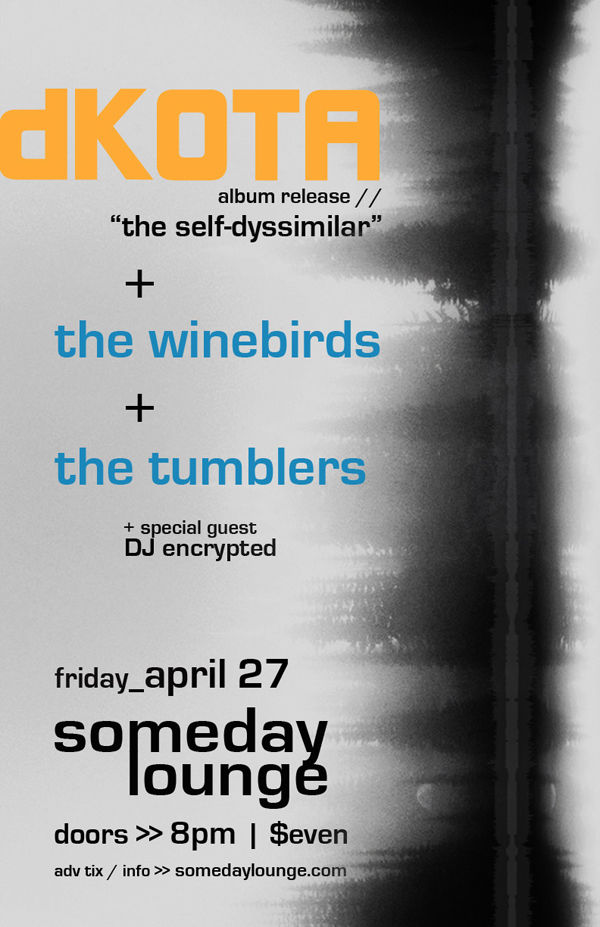 someday lounge / album release // 04_27_2012